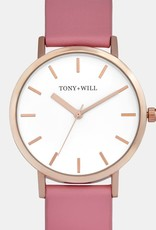 Tony and Wills, Rose White and Pink