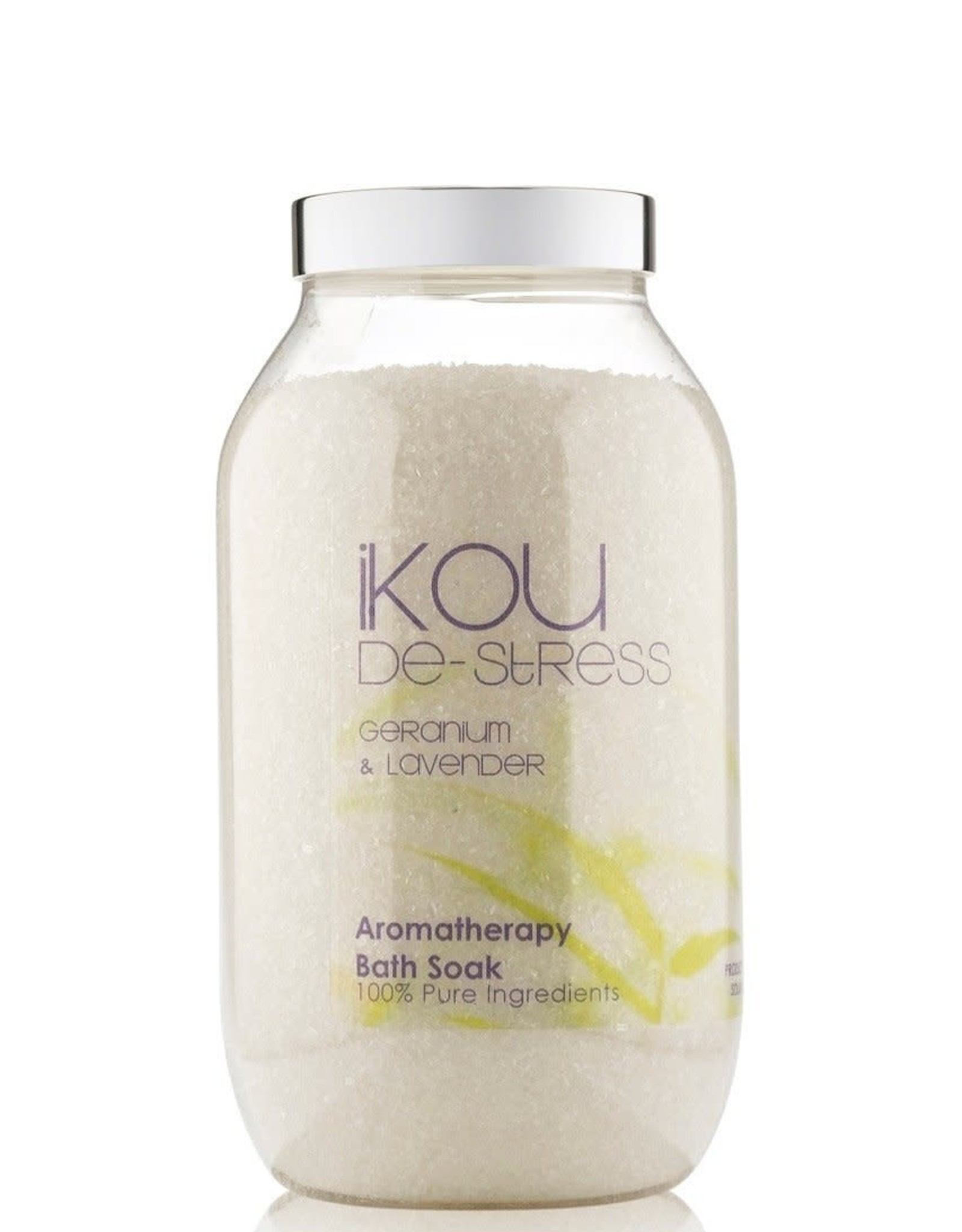 IKOU De-Stress, Bath Soak (850g)