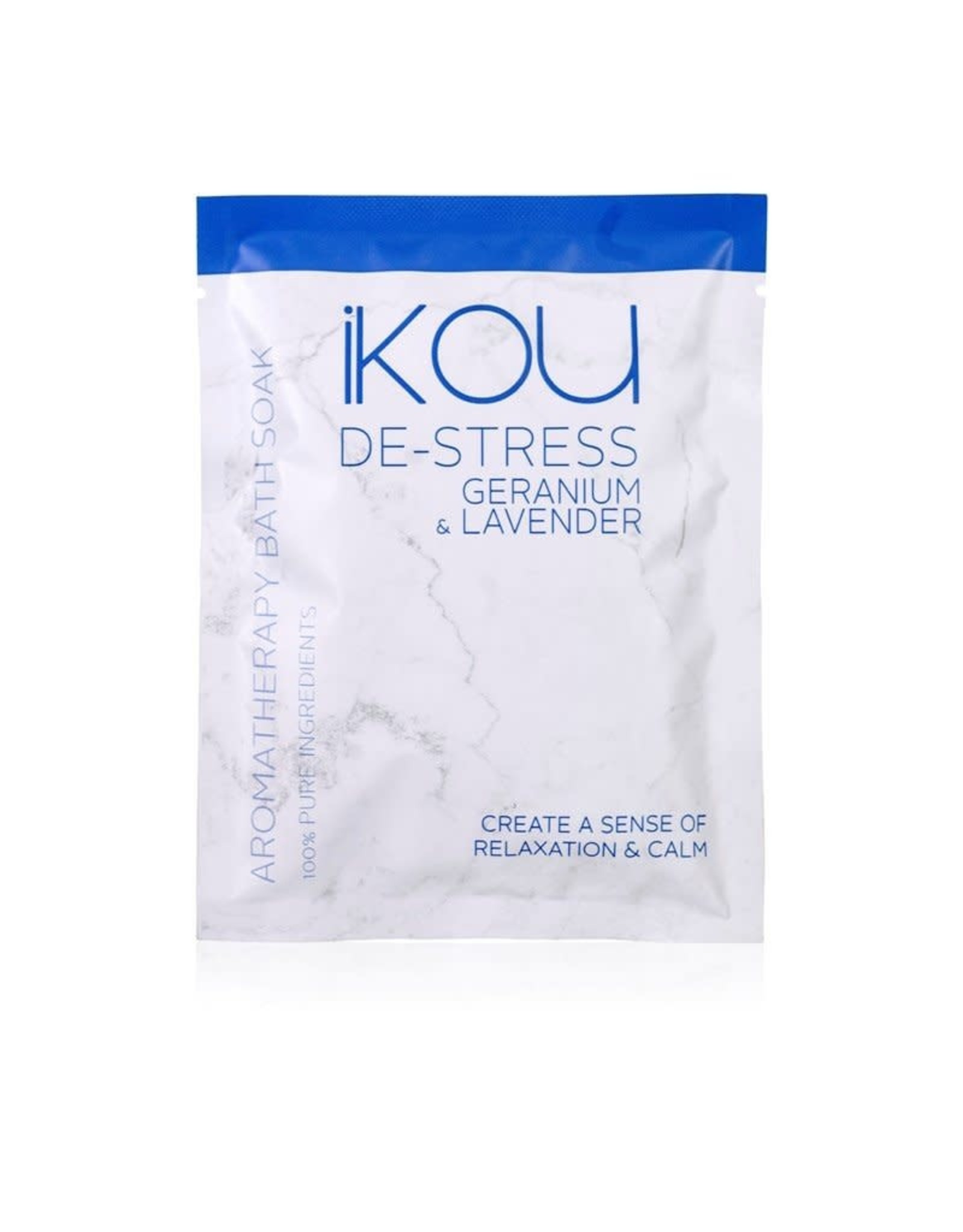 IKOU De-Stress Bath Soak (125g Satchel)