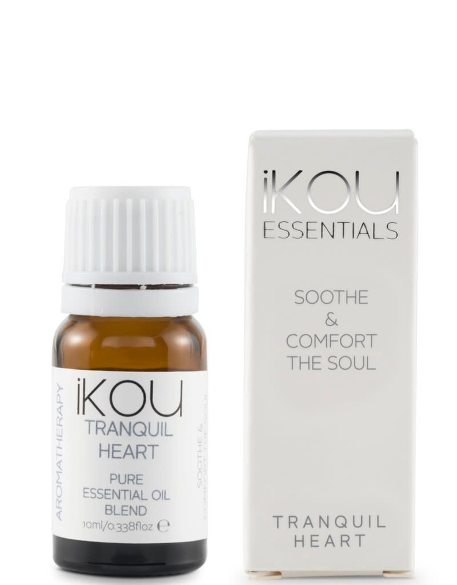 IKOU TRANQUIL HEART Essential Oils