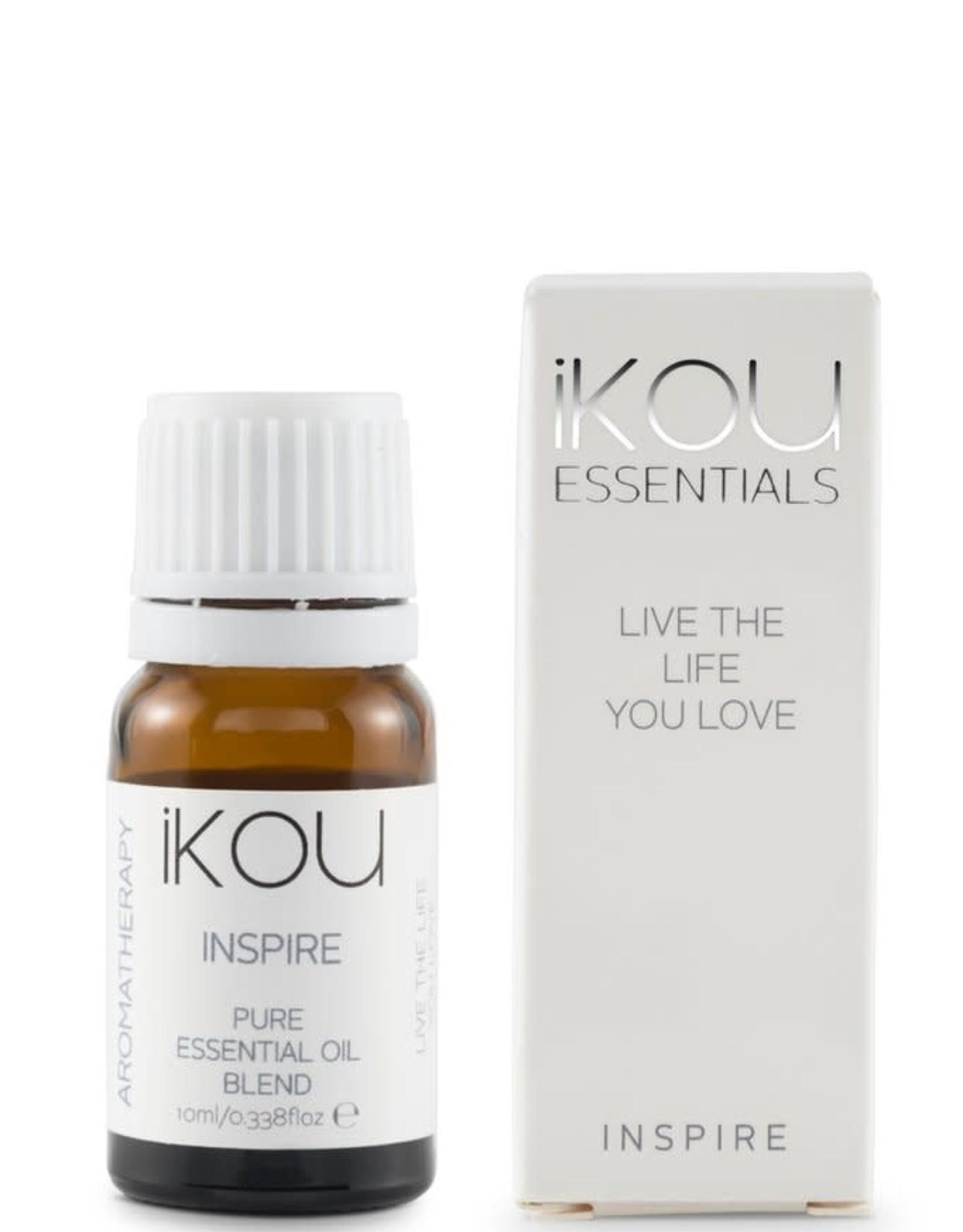 IKOU INSPIRE Essential Oils