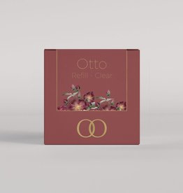 Only Orb Small glass candle Otto