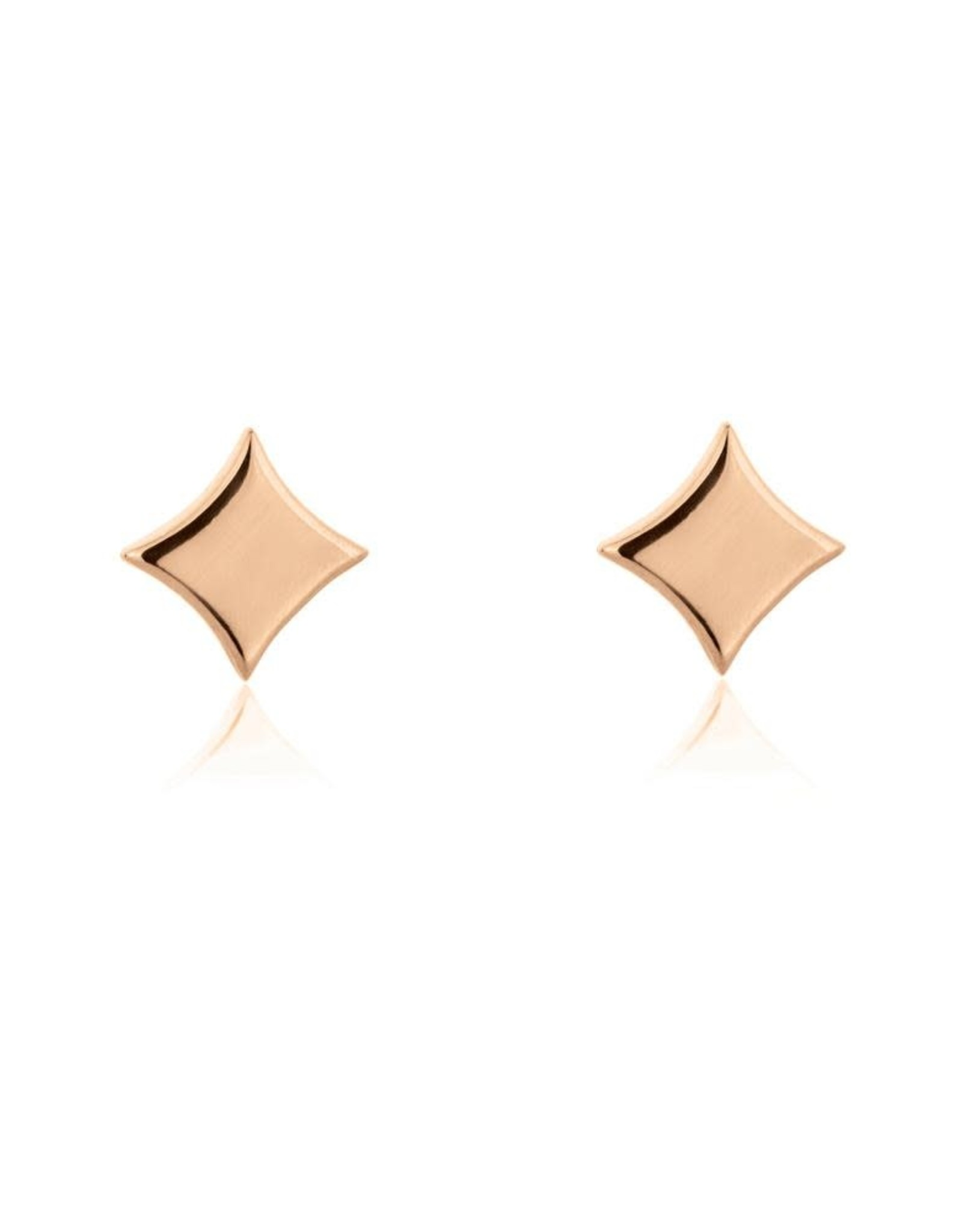 Linda Tahija Night Star Stud Earring