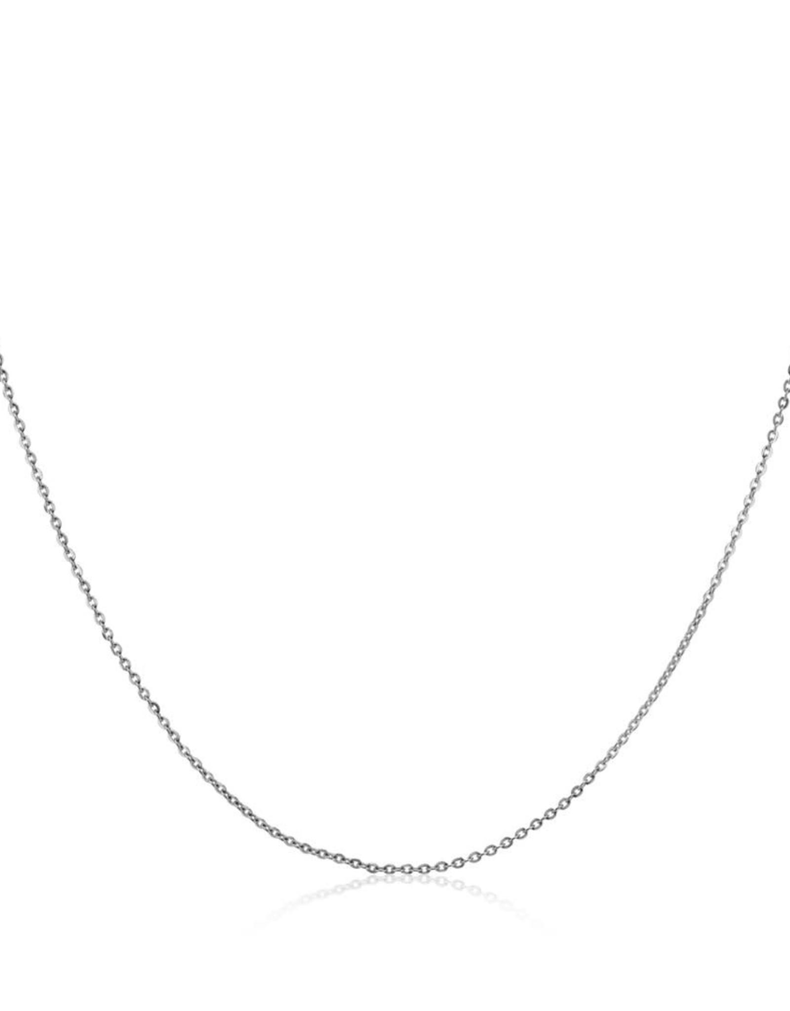 Fine Chain, Silver