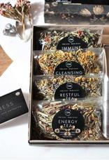 Organic Merchant Wellness Tea Gift Set