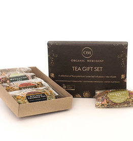 Organic Merchant Serenity Tea Gift Set
