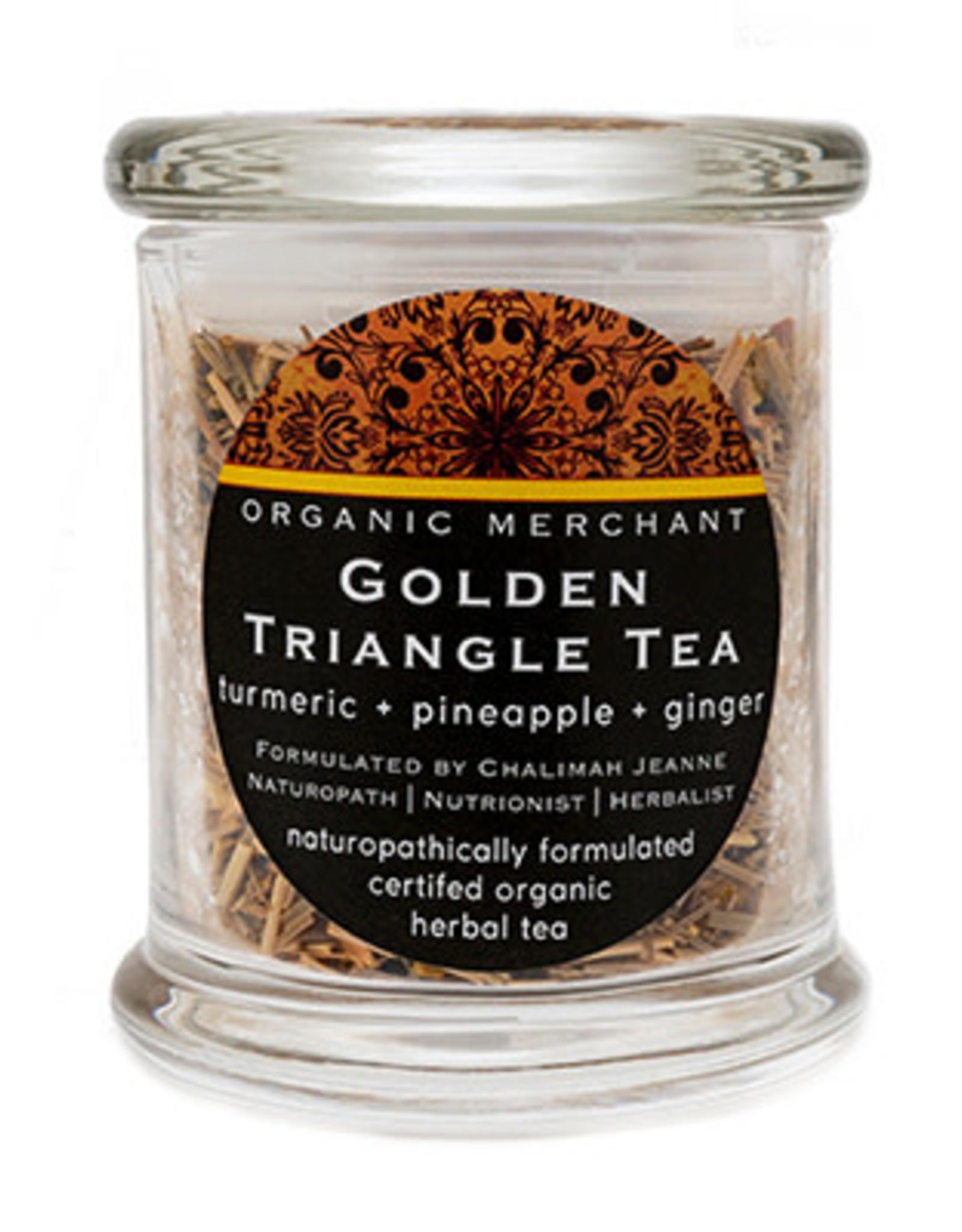 Organic Merchant Golden Triangle Tea 80g
