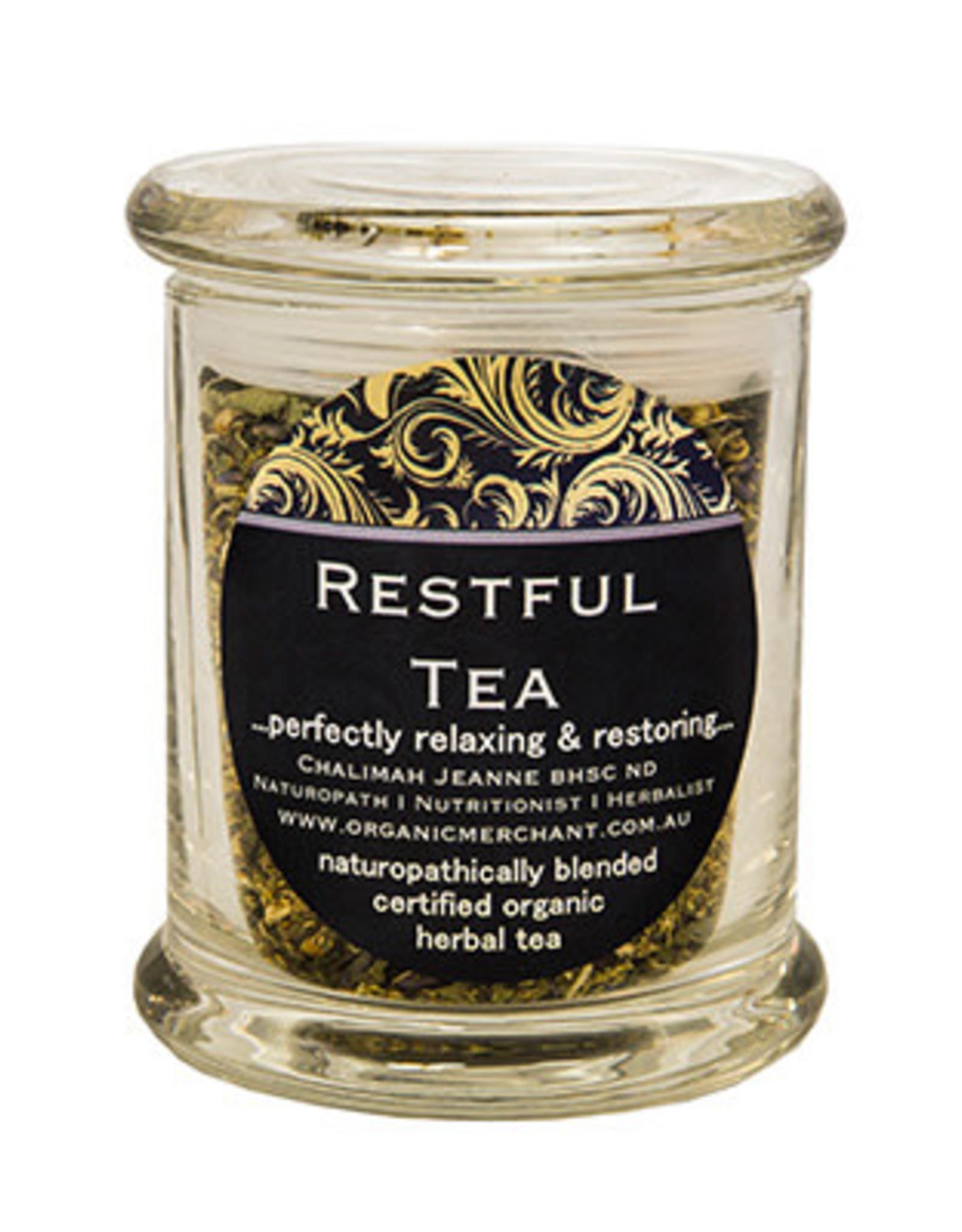 Organic Merchant Restful Tea 80g