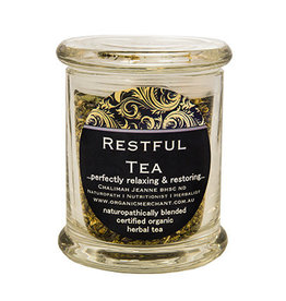 Organic Merchant Restful Tea 80g