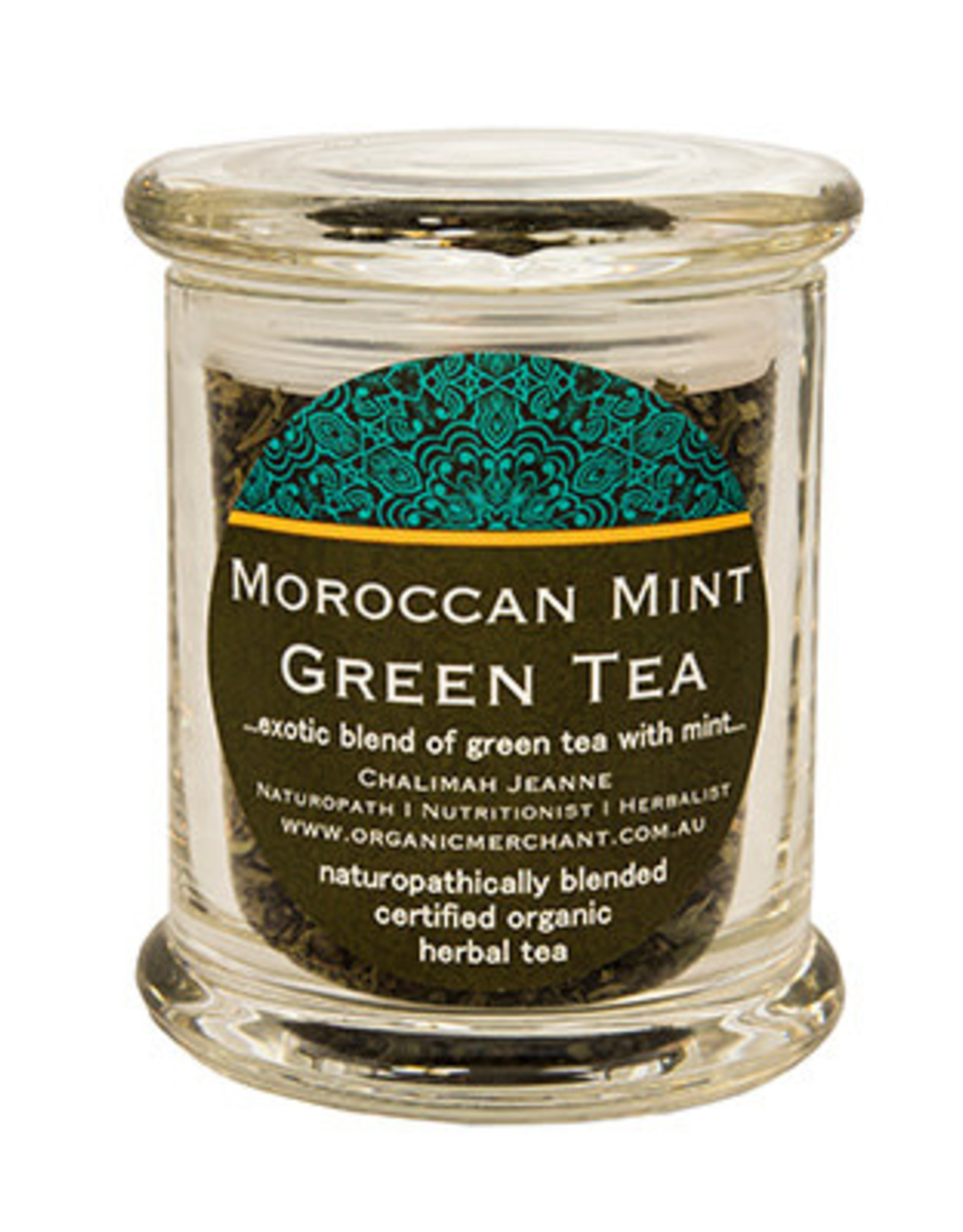 Moroccan Mint Green Tea 80g