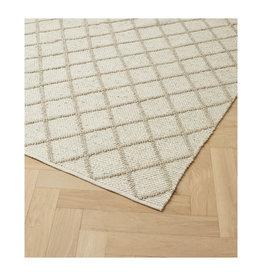 Mitre Floor Rug , Ghost 200cm x 300cm