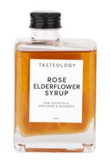 Tasteology Rose & Elderflower Syrup