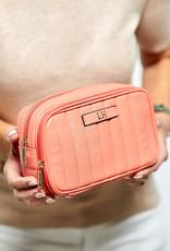 Rosie Peach Cosmetics Case
