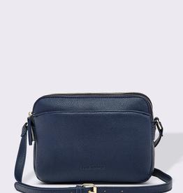 Cici Navy Crossbody Bag