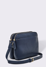Cici Navy Crossbody Bag
