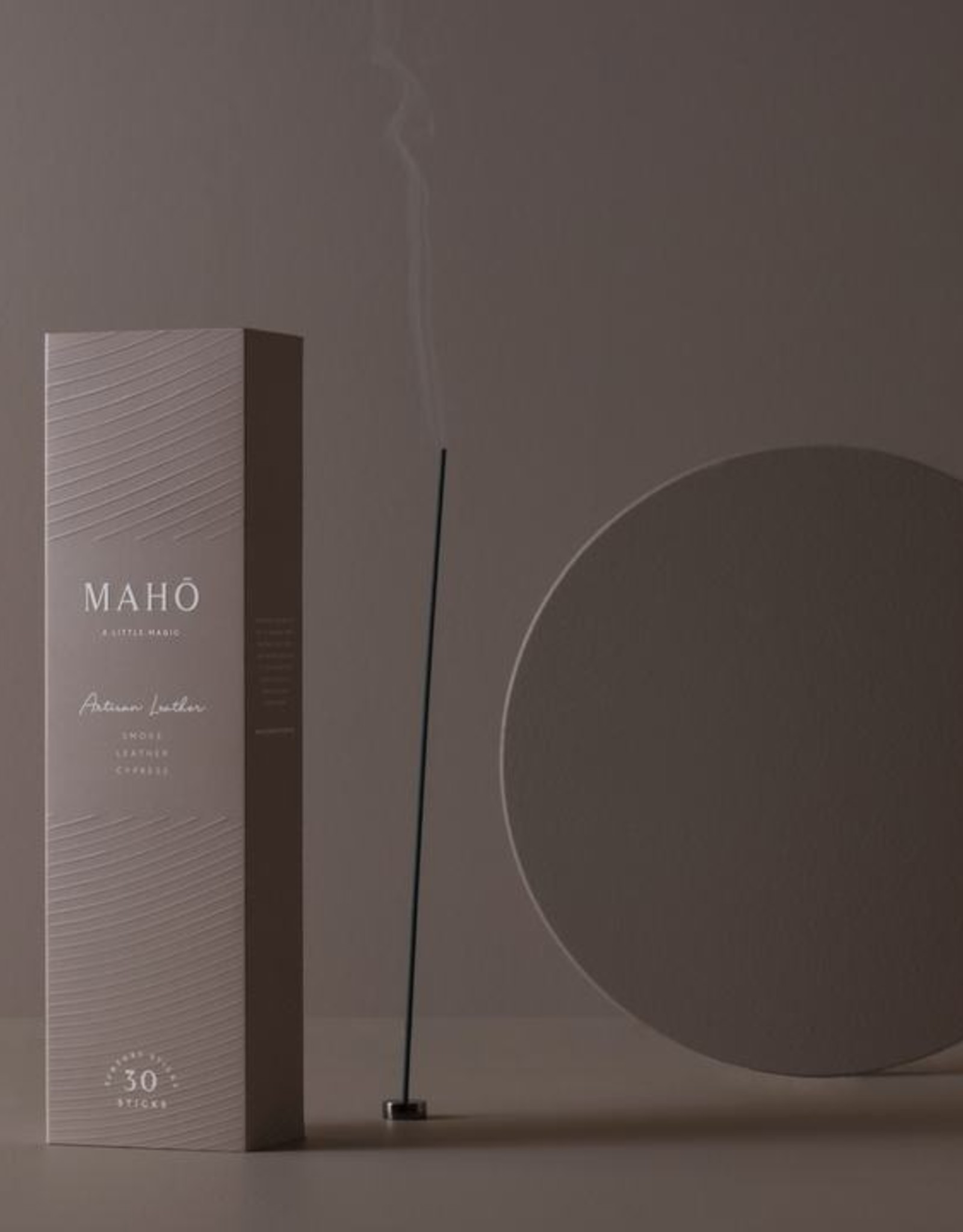 Maho ARTISAN LEATHER - Sensory Sticks