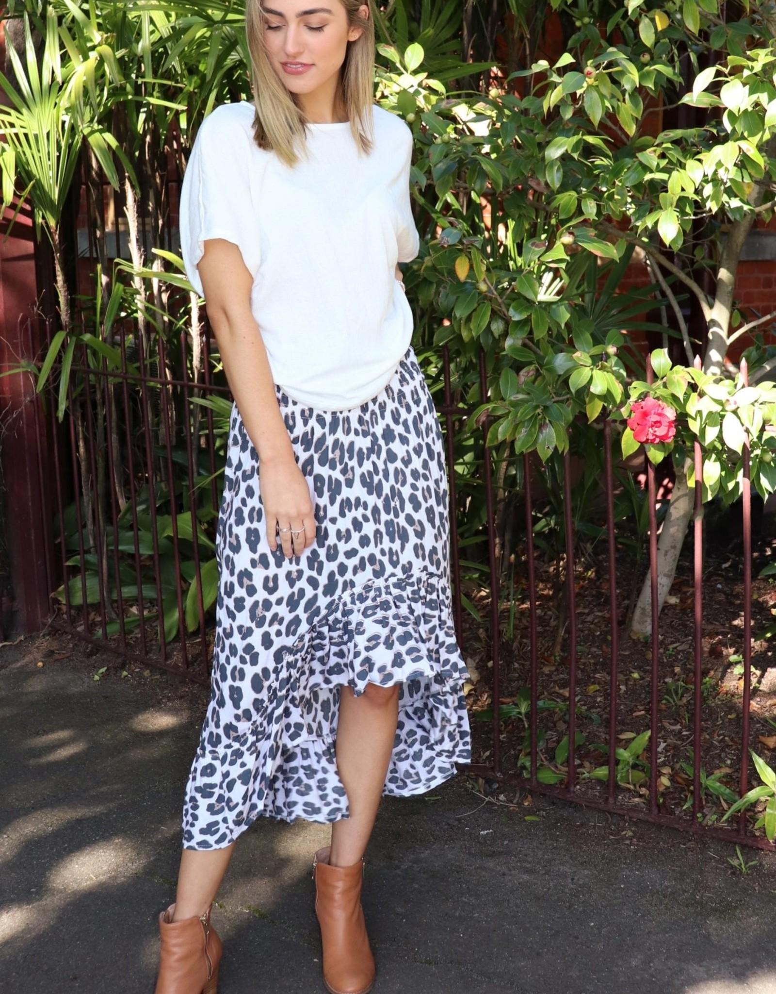 Wild and Free Skirt Wild Thing