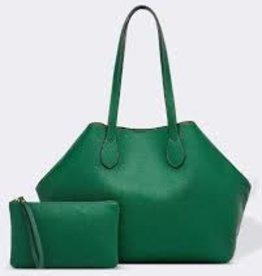Bickle Handbag Green