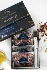 Organic Merchants Wanderlust Tea Gift Box