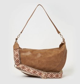 Luna Crossbody Tan