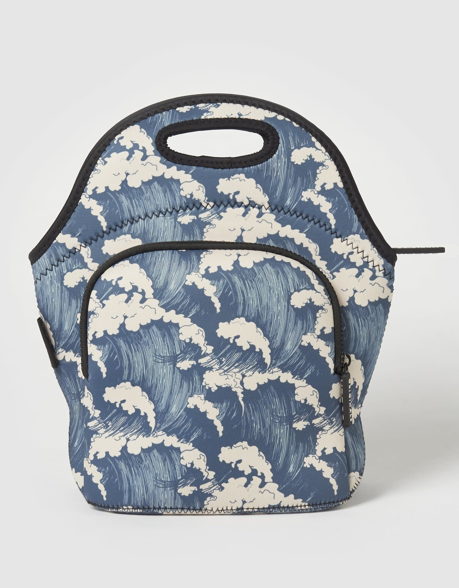 Lunch Bag Waves
