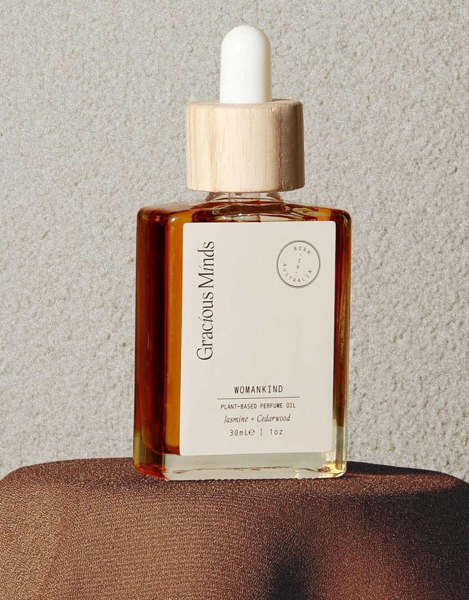 Gracious Minds Womankind Perfume Oil