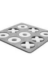 Lava Stone & Marble Tic Tac Toe Game