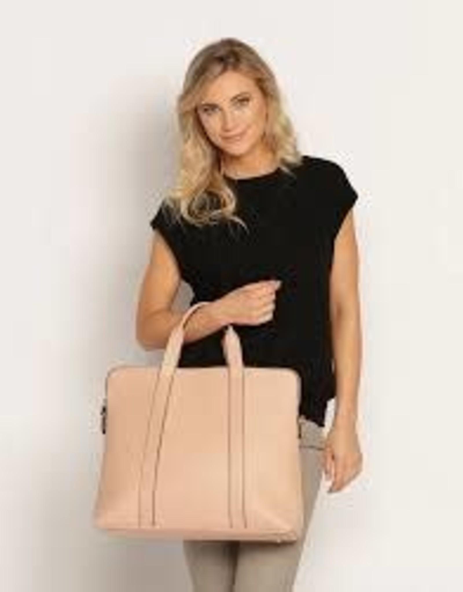 Rhodes Pale Pink Laptop Bag