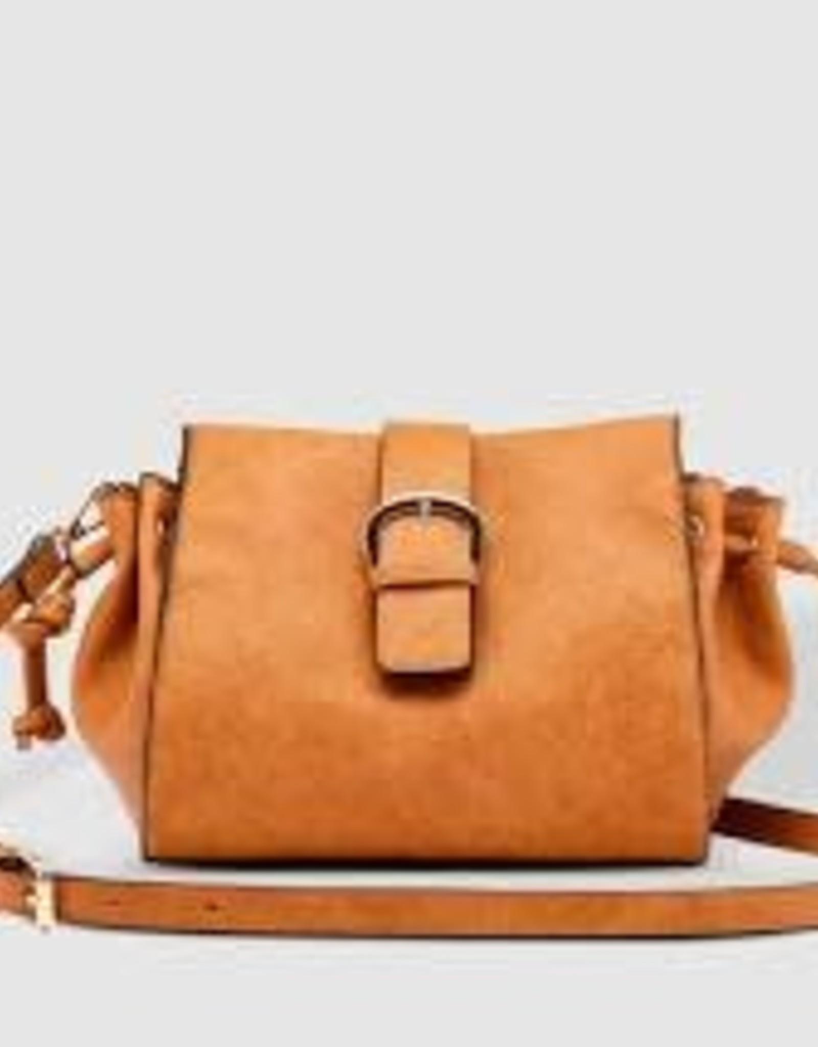 Theodora Nutmeg Crossbody Bag