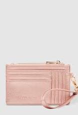 Tahlia Pink Champagne Cardholder