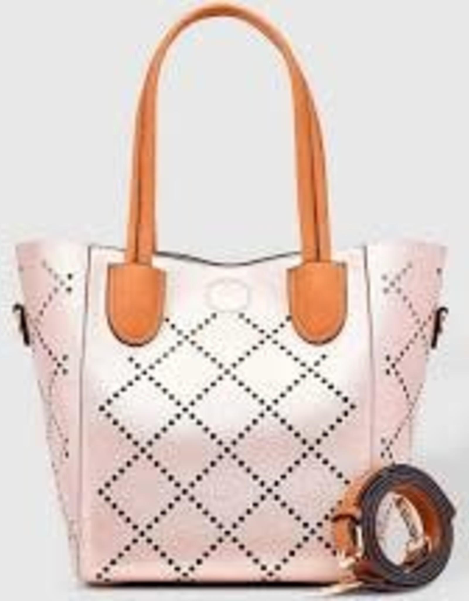 Baby Bermuda Bag - Pink Champagne