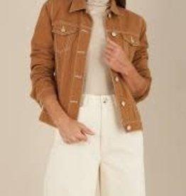 Alliance Cotton Drill Jacket - Ochre MEDIUM