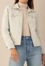 Alliance Cotton Drill Jacket - Grey LARGE