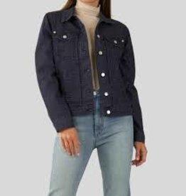 Vintage Denim Jacket Indigo -MEDIUM