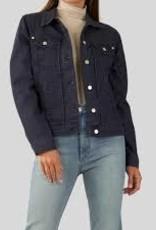 Vintage Denim Jacket Indigo - LARGE