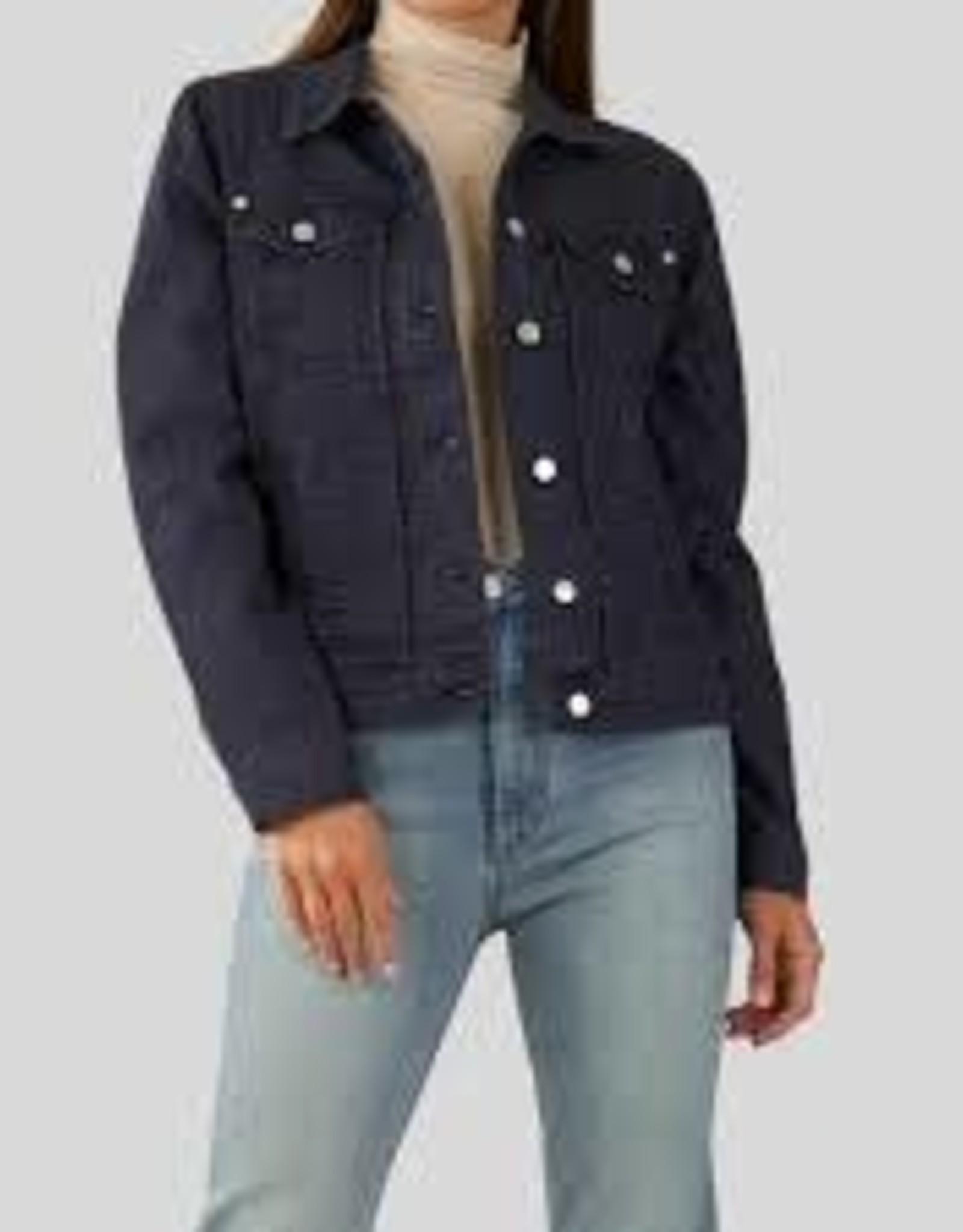 Vintage Denim Jacket Indigo - EXTRA LARGE