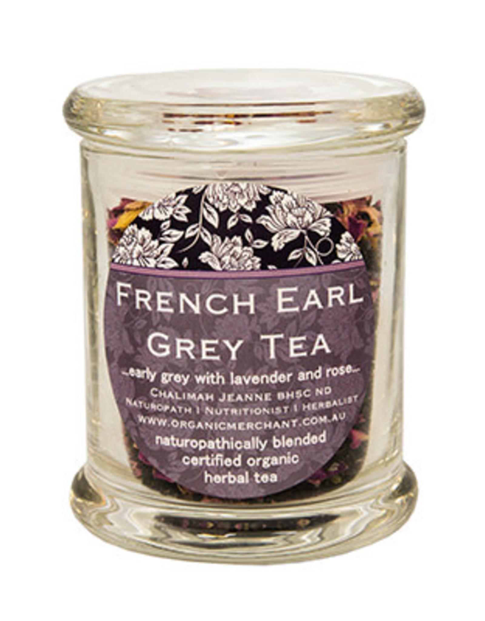 French Earl Grey Tea Jar
