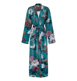 Robe - Green Floral LARGE