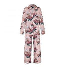 Pyjamas Pink Stock Floral - SMALL