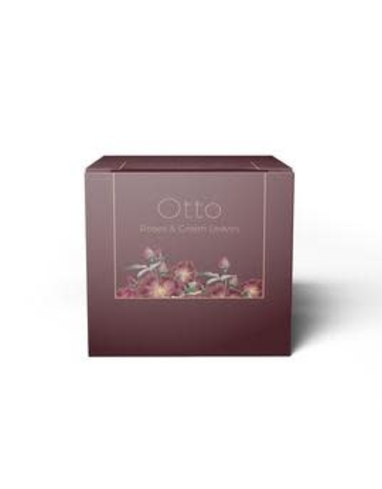 Small glass candle Otto