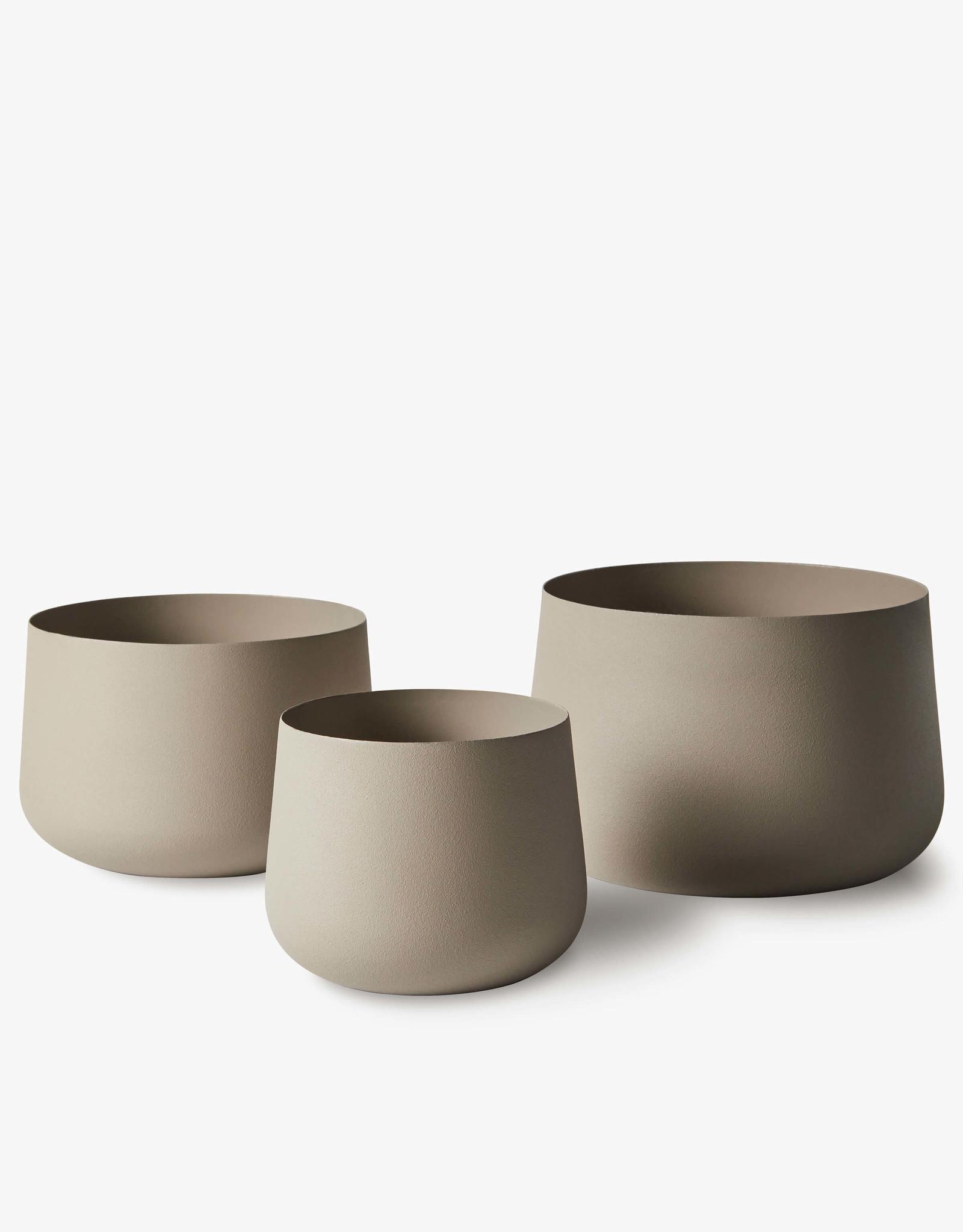 Mona Pot trio - Latte