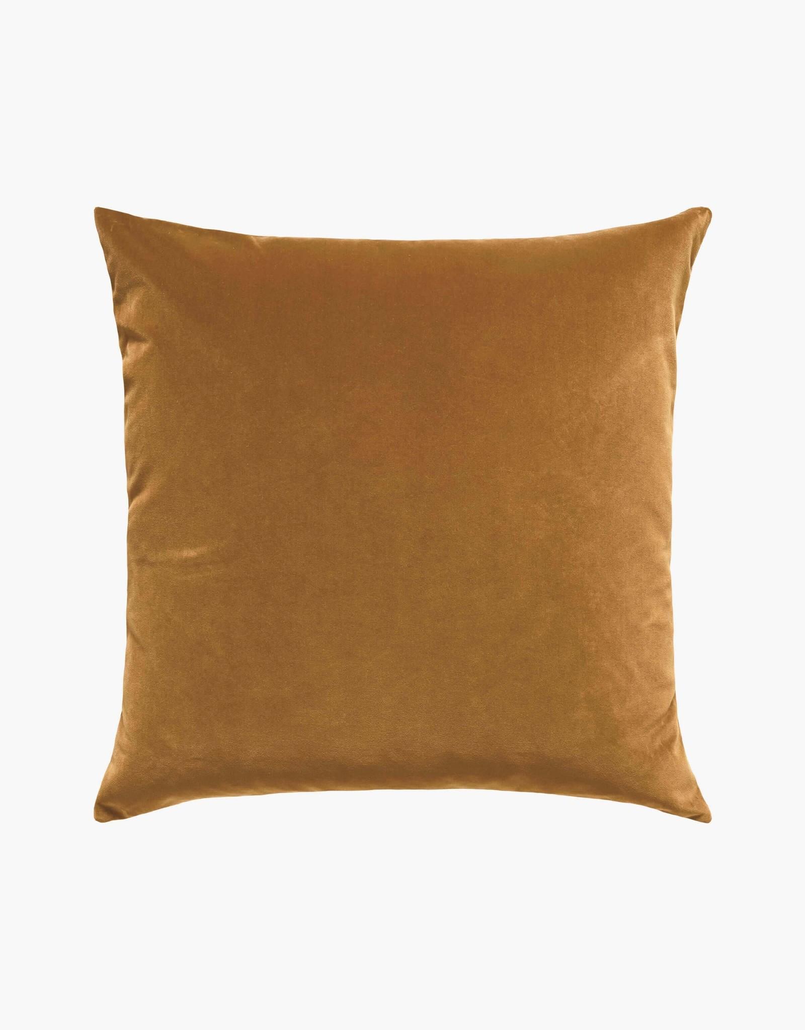 Eltro toffee cushion 50x50cm