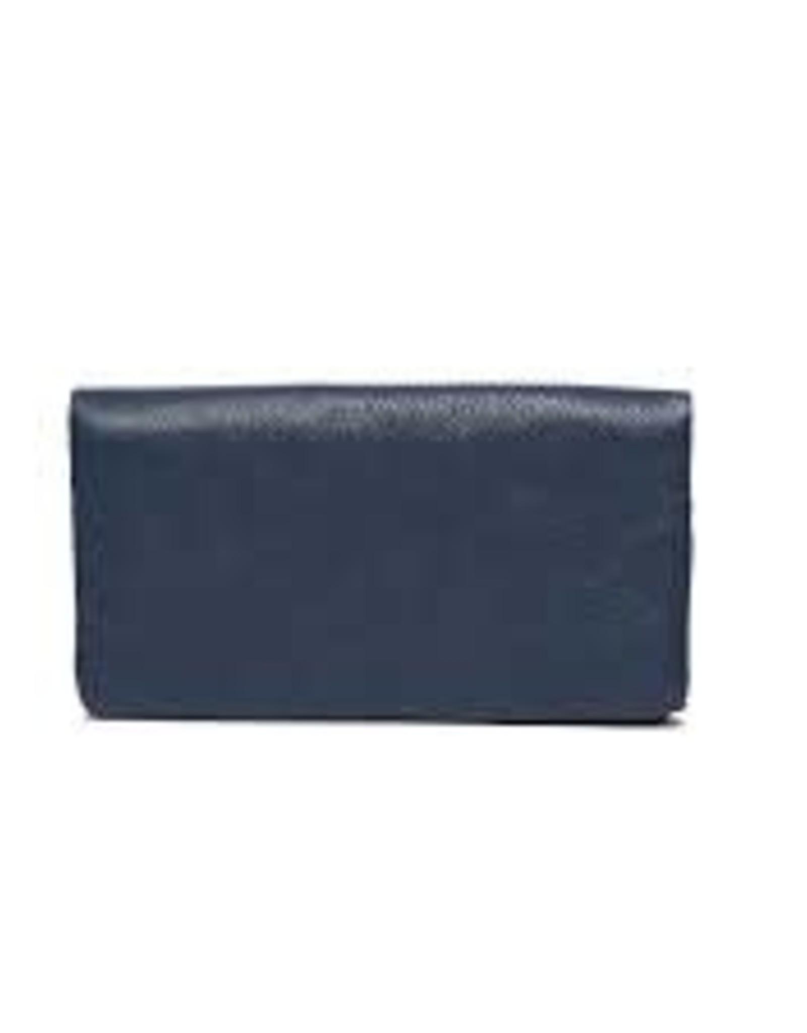 Genesis Wallet - Indigo Blue