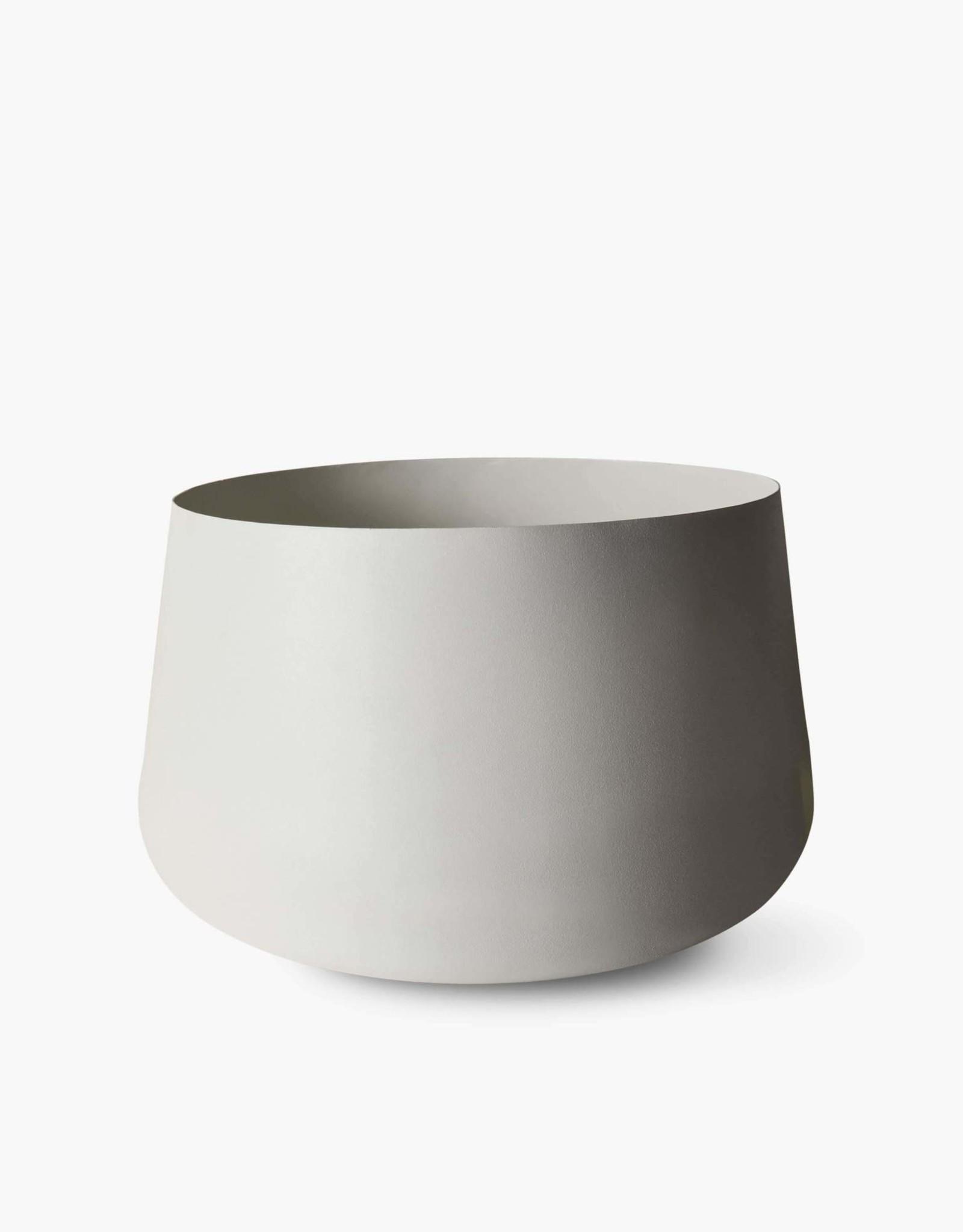 Linen and Moore Mona Pot Chalk