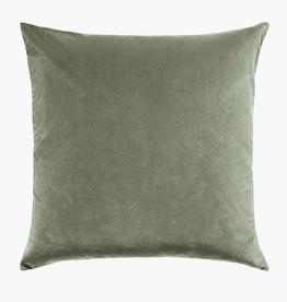 Linen and Moore Etro Cushion Eucalyptus 50x50