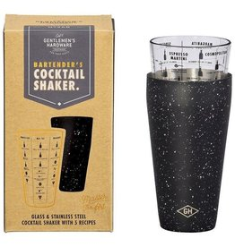 Gentlemen's Hardware Bartender's Cocktail Shaker
