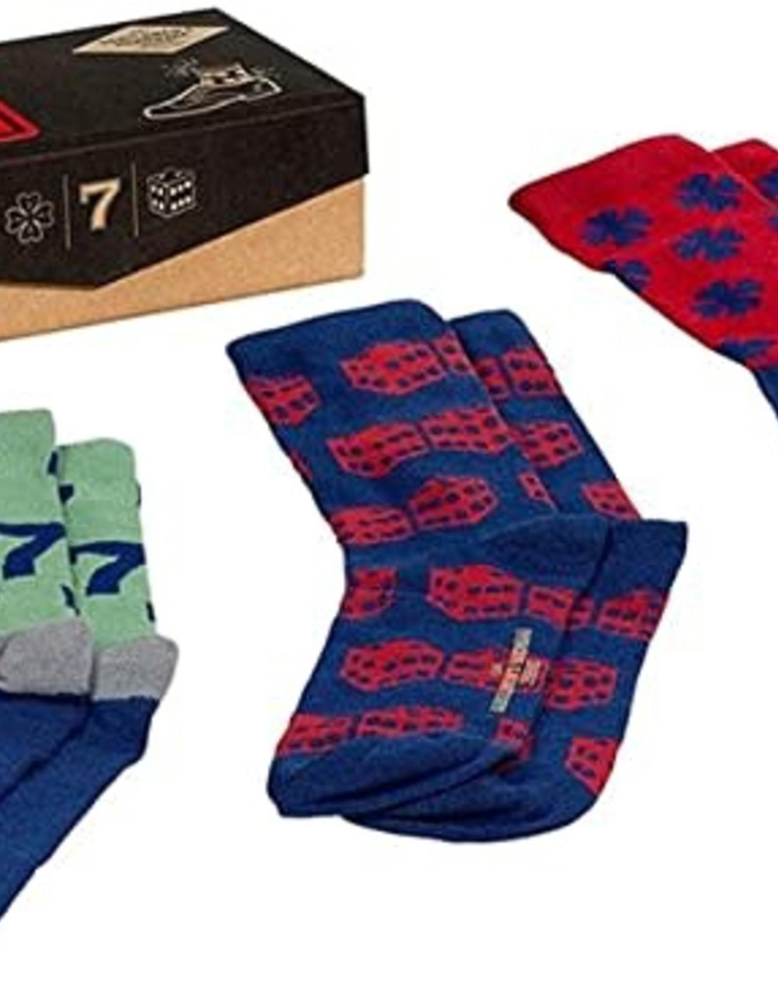 Gentlemen's Hardware Lucky Socks - 3 Pack