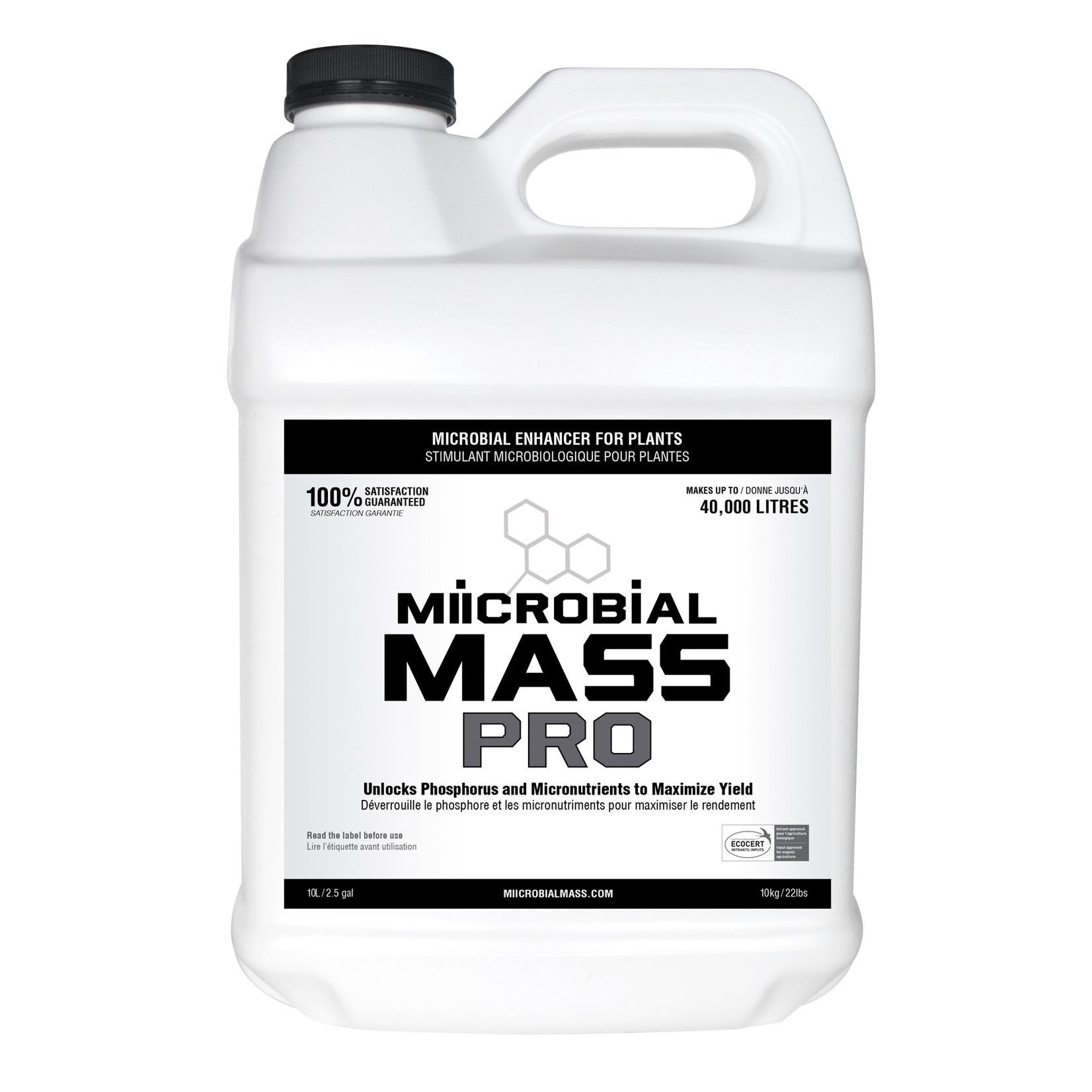 MIICROBIAL MASS PRO 10L / 2.5 GAL