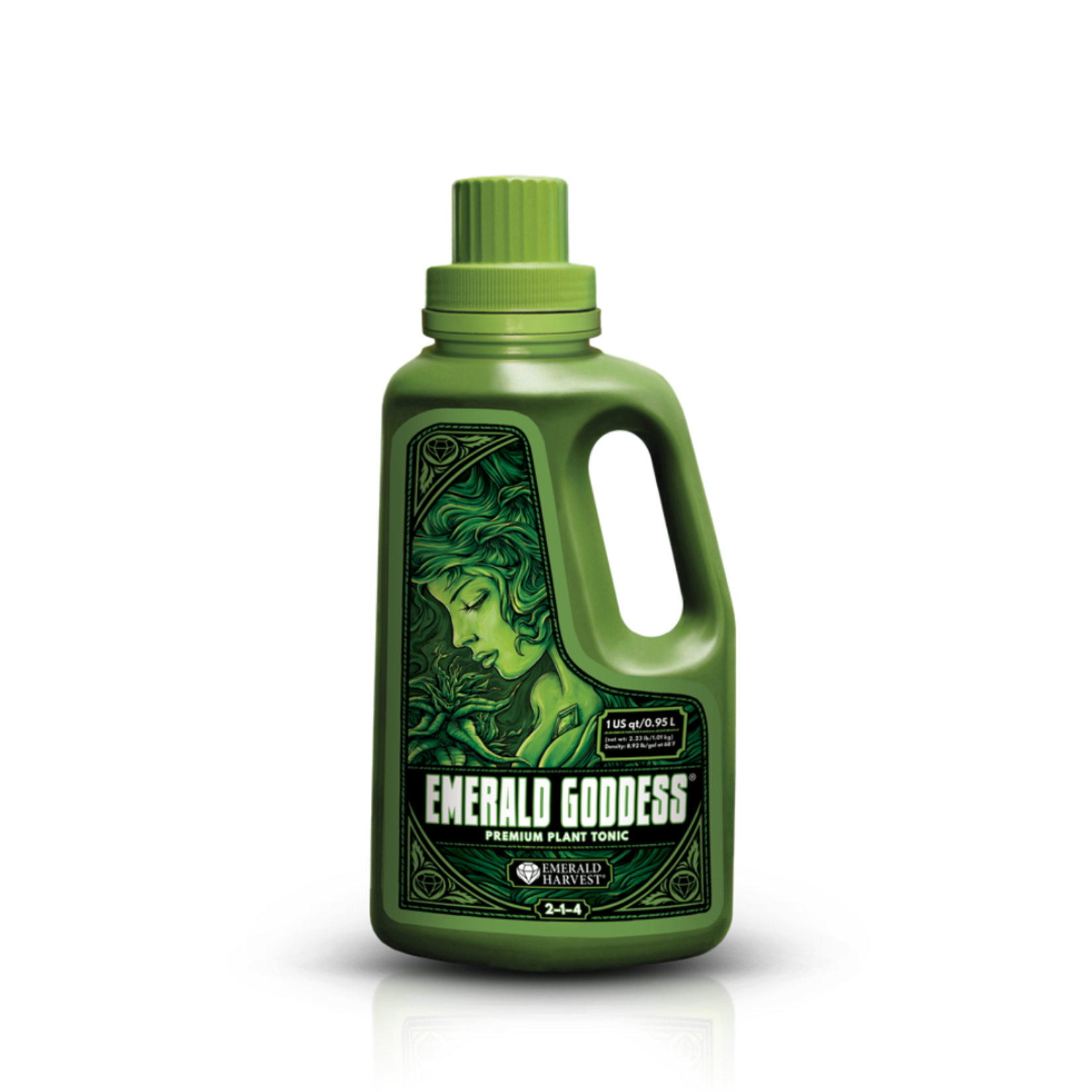 Emerald Harvest Emerald Harvest Emerald Goddess