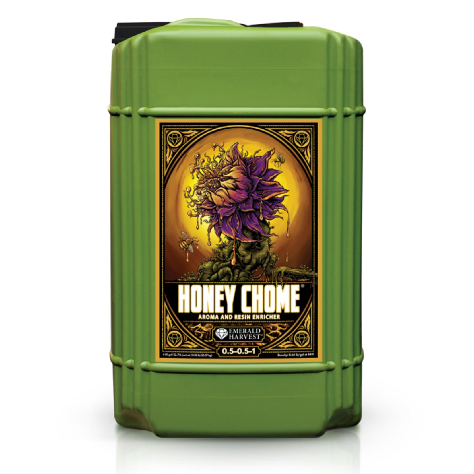 Emerald Harvest Honey Chome 2.5 Gallon/9.46L